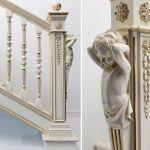 Деревянные лестницы  в Москве, цены - антикризисные.