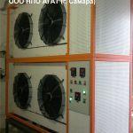 Газификатор атмосферныq углекислотныq ГА.