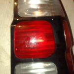 Фонари (компл.), задние к Mitsubishi Pajero Sport 1999-2008 г