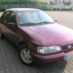 Разборка Форд Сиерра-Скорпио-Мондео 1-2й 1983-1998 г