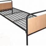 Кровати металлические для домов отдыха, кровати для хостелов