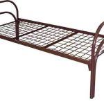 Кровати металлические для хостелов, кровати для баз отдыха