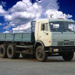 Перевозки на автомобиле Камаз бортовой