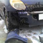 Восстановление  бампера автомобиля. Ремонт бамперов.