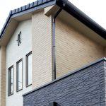 Отделка фасадов декоративной штукатуркой шуба, гранул