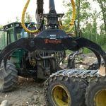 Захваты для леса - грейферы для бревен, для леса, пиломатериалов