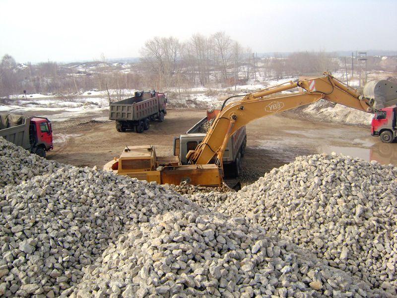 Щебень пгс песок керамзит с доставкой