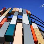 Kronospan фасад. Панели hpl нового дизайна. Ламинаты фасадные высшего европейского качества