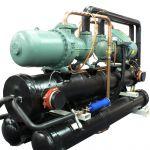 Чиллеры, водоохлаждающие установки