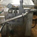 Гомогенизатор ГМ-5/20, производительность 5000 л/час