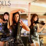 Инструментальное (скрипичное) шоу Violin Group DOLLS