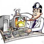 Компьютерные услуги и сложный ремонт