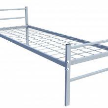 Качественные кровати металлические одноярусные, двухъярусные