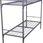 Металлические кровати для пансионата, кровати для общежитий