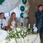 Баринов Виктор ведущий русской свадьбы.