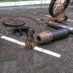 Бестраншейный ремонт трубопроводов