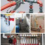 Монтаж систем отопления,Т ёплый пол .Водопровод. Канализация.