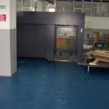 Покрытие и полы производственного цеха пищевой продукции и фасовки