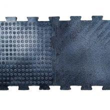 Покрытие из резиновых плит Double rubber для промышленных предприятий