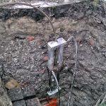 Установка для бестраншейной прокладки и замены труб