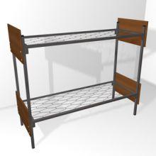 Высокопрочные кровати металлические для больниц, железные кровати