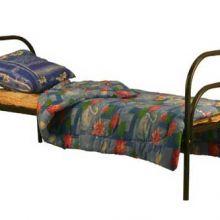 Купить качественные кровати металлические в хостелы