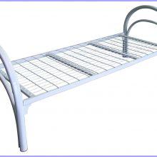Кровати металлические по цене производителя для дачи