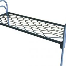 Прочные кровати металлические для дачи одноярусные