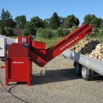Рубильные машина для производства дров Urban (Чехия)