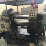 Вальцы подогревательные ПД 800, d валков 600/600 mm (для обработки и изготов. резиновых смесей)
