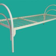 Кровати металлические купить по цене производителя с доставкой