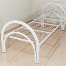 Для учебных заведений кровати металлические